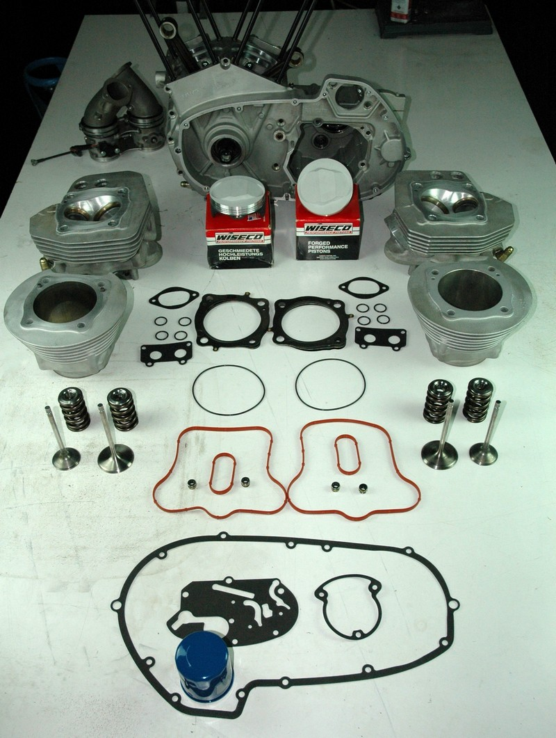 Buell XBRR engine parts
