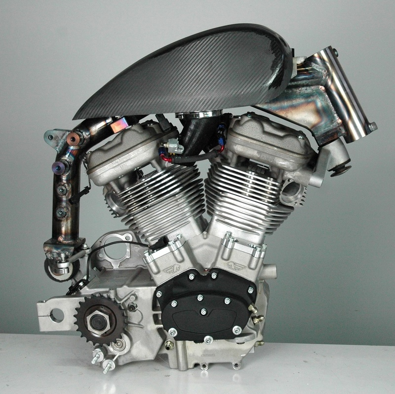 Working on the airbox design for the Buell XBRR engine.