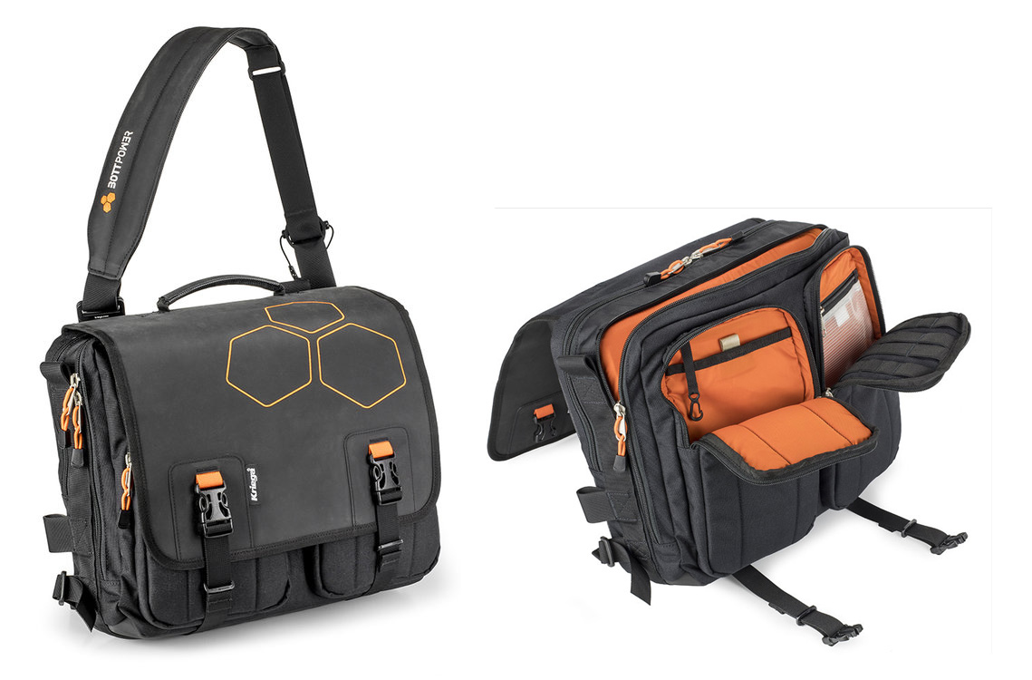 BOTTPOWER URBAN EDC MESSENGER BAG