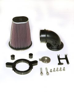 Air intake assembly