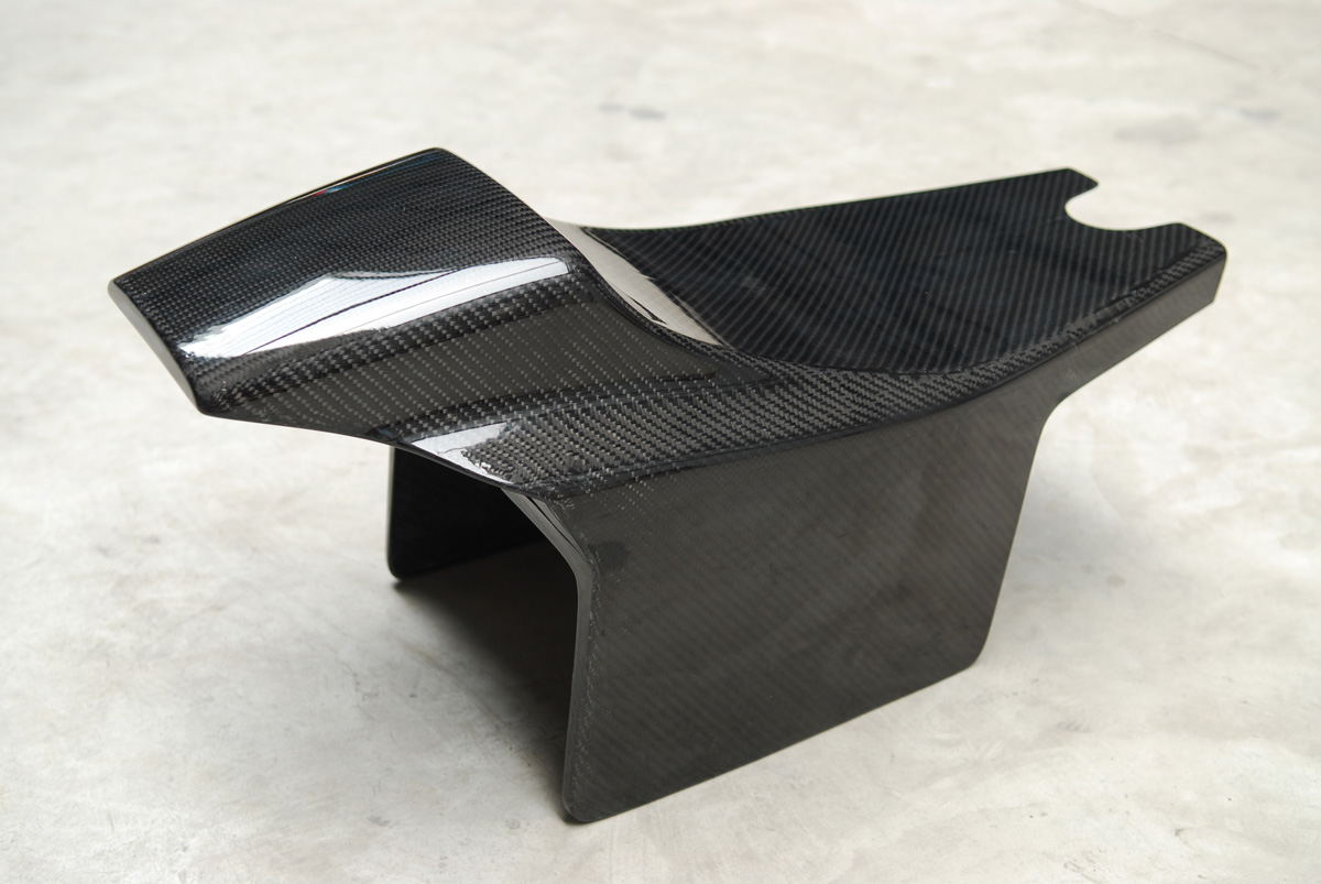 Flattrack Style Carbon Fiber Tail Seat Bottpower